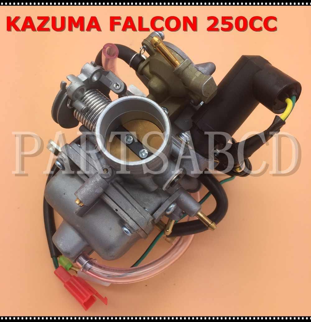 small resolution of 250 250cc atv carburetor kazuma falcon 250cc atv carb parts