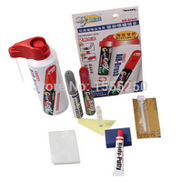 Car scratch repair pen, auto paint pen with painting tool for mazda, toyota, vw, kia, hyundai ,auto accessories