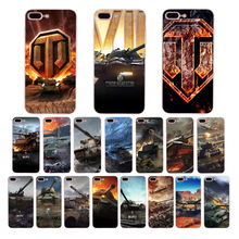 World of tanks Cellphones Cover Coque case for iphone silicone cases xr 7 6s 8 6 plus x xs max 5s se 5 phone war Pattern Shell цена и фото