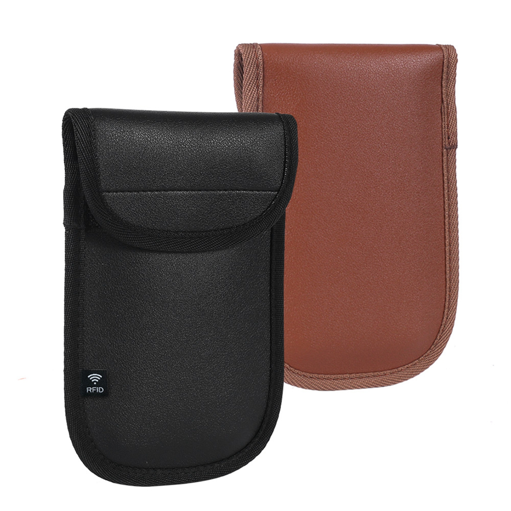 2 шт Противоугонный сигнальный блокирующий чехол сумка для Faraday клетка щит автомобильный брелок для кредитных карт протектор RFID для умных часов