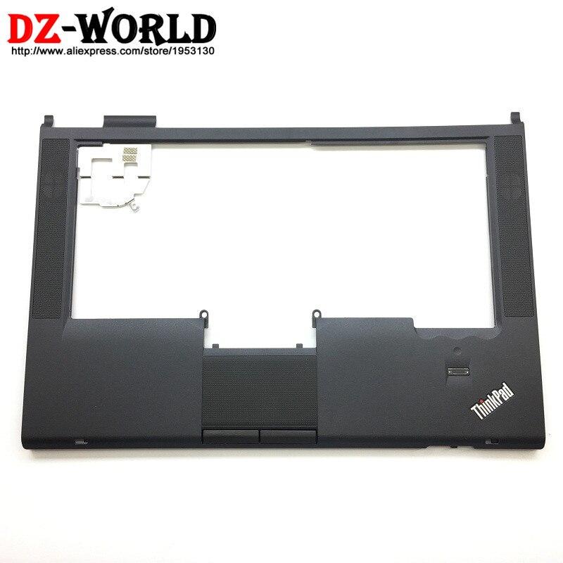 Nieuwe Originele Voor Thinkpad T420 T420i Toetsenbord Bezel Palmrest Cover Met Touchpad/klik Toetsen/frt Reader/aansluiten Kabels 04w1371