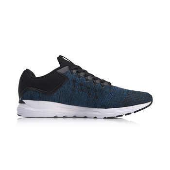 Li-Ning Men EZ RUN Light Weight Running Shoes Comfort LiNing Sport Shoes Wearable Breathable Sneakers ARBN059 SOND18