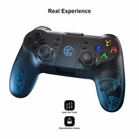 GameSir T1s Moba Controller,Rules of survival Controller Gamepad Bluetooth 2.4GHz Wired Joystick PC for SONY Playstation 3 MCU
