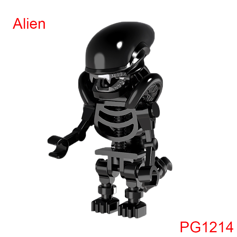 Meilleur achat ) }}Single Sale Skull Alien Figure Science Fiction