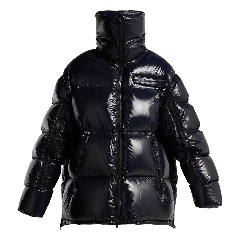 Fashion Women   Down     Coats   Winter Jacket Women Puffer Jacket   Down   Cotton Warm Thick Parkas Chamarras De Mujer YP2131