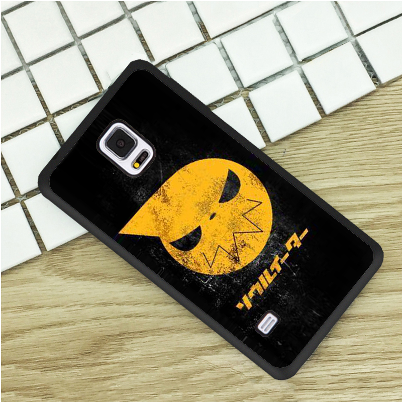 Soul Eater Japan Anime Symbol Glossy Tpu Phone Cases For Samsung