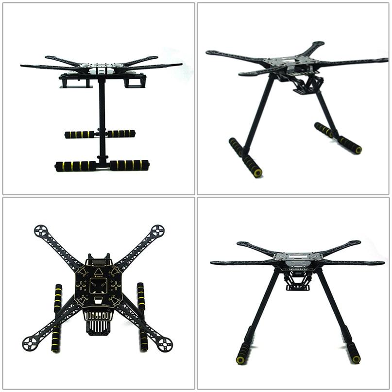 """""""Pasidaryk pats"""" FPV dronų komplektas, suvirintas S600 4 ašių - Nuotolinio valdymo žaislai - Nuotrauka 3"""