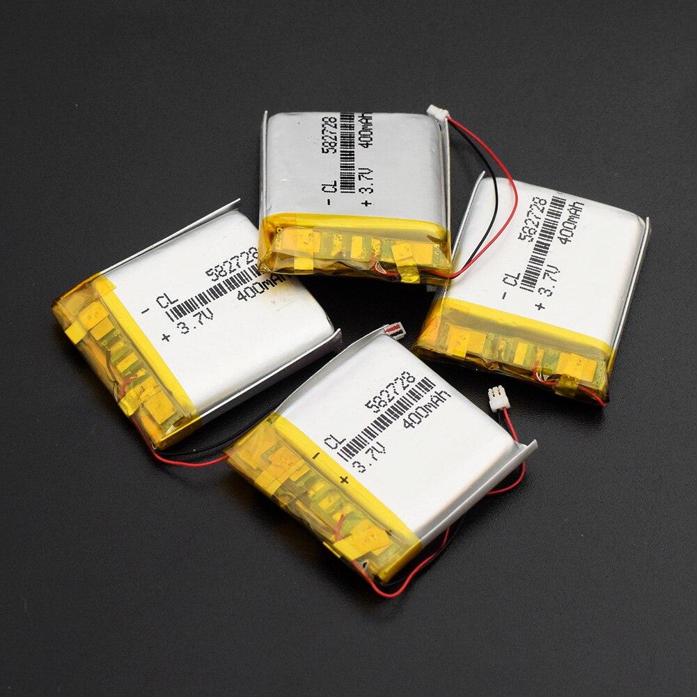 2/4 шт перезаряжаемый литий-полимерный аккумулятор 3 7 в Вольт Li Po Ion Lipo литий-полимерный планшетный ПК электронная книга для наушников PDA Bateria