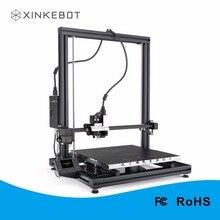 Easy-to-use DIY Портативный 3d-принтер Комплект Образовательные Desktop 3D Принтер Для Печати Размер 150 х 150 х 150 мм Полный Набор Металла