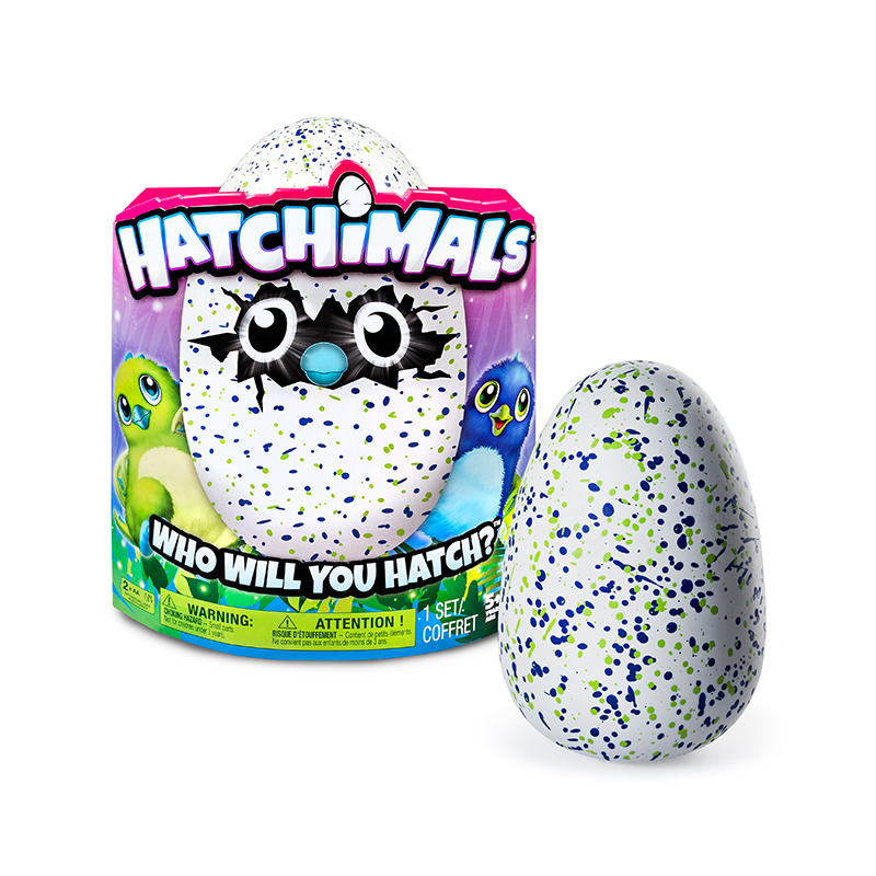 Hatchimals Eggs Interactive Smart Electronic Puzzle Pet Toys Child Boy Girl Magical Toy gift panasonic es rf31 s405 электробритва