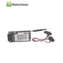 3D печать беспроводной маршрутизатор HLK-RM04 WI-FI модуль МКС HLKWIFI V1.1 дистанционного управления для МКС TFT сенсорный экран высокая стабильность
