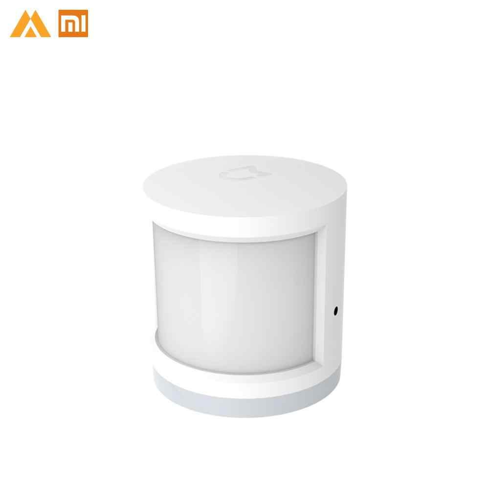 Xiao mi mi jia zestawy Smart Home Gateway okna drzwi czujniki ciała czujnik bezprzewodowy przełącznik mi 5 w 1 inteligentny bezpieczeństwa w domu zestaw