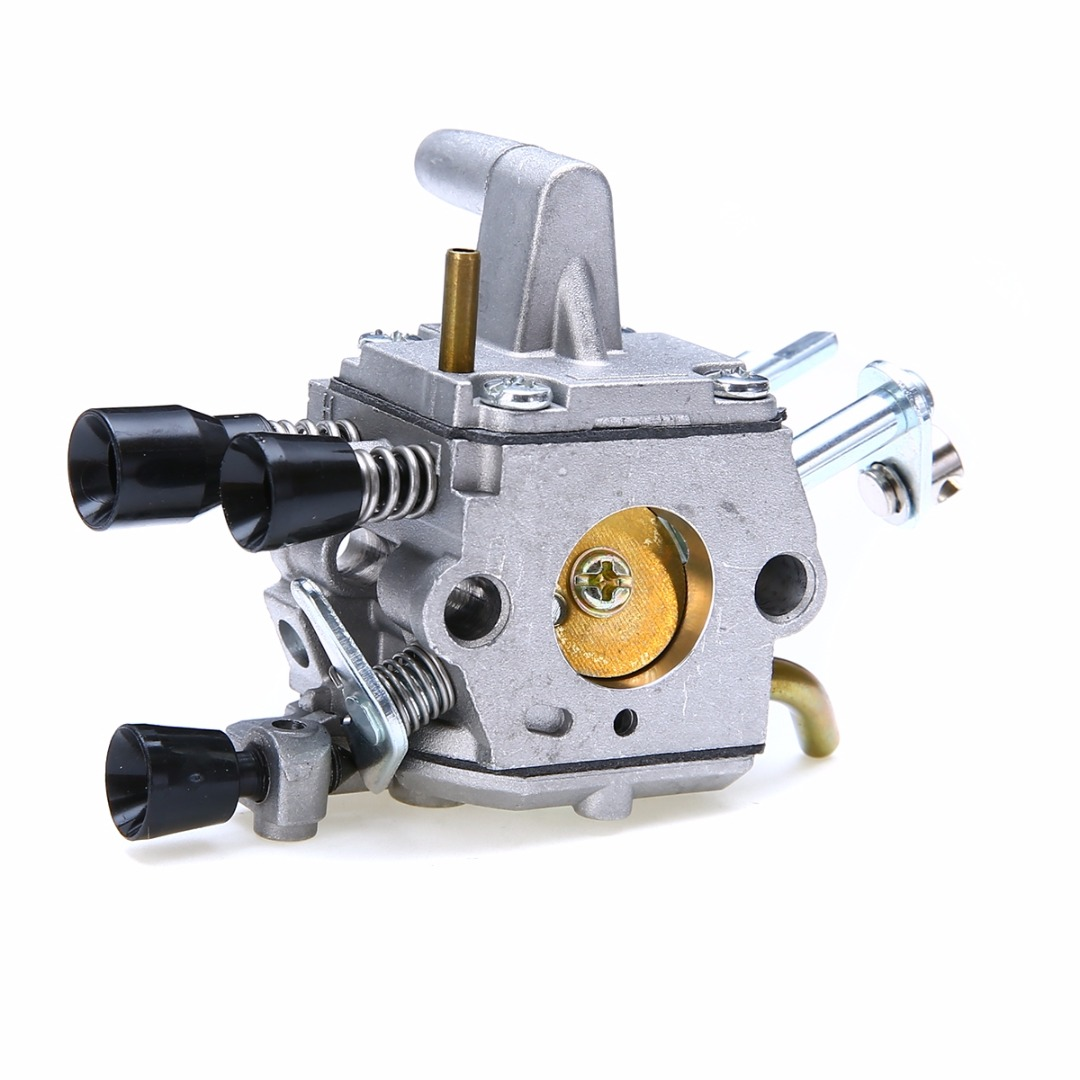 Durable Chain Saw Carb Carburetor For FS400 FS450 FS480 SP400 450 C1Q-S34H Chainsaw Mayitr Engine Garden Tools carburetor assy walbro type for chainsaw 136 137 141 142 free postage cheap chain saw carb replace husqvarna parts
