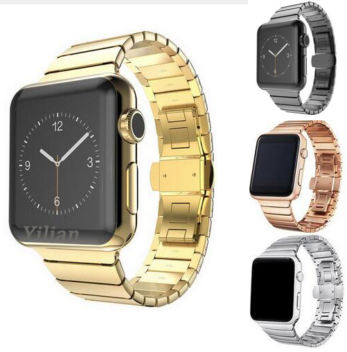 milanese loop Wirst Band Strap for Apple Watch 38mm 42mm 40mm 44mm Link Bracelet Butterfly Buckle For iwatch series 4/3/2/1 ceramic butterfly loop strap for apple watch band 42mm 38mm 44mm 40mm iwatch series 4 3 21 link bracelet wrist belt accessories