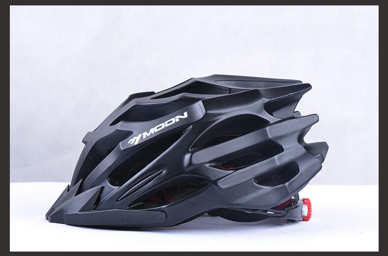 Луна езды шлем горный велосипед шлем велосипедный шлем езда оборудование