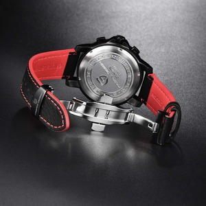 Image 4 - PAGANI DESIGN Luxury Brand Mens Watch Quartz Watch Mens Leather Business Watch Luminous Depth Waterproof Design Watch