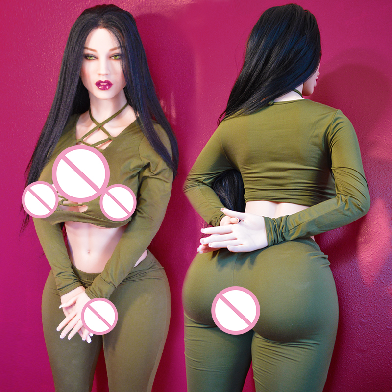Hanidoll <font><b>152cm</b></font> <font><b>Sex</b></font> <font><b>Dolls</b></font> For Men Big Ass Big Breast Lifelike Realistic Female Vagina Full Silicone <font><b>sex</b></font> dolts Toys Masturbator image