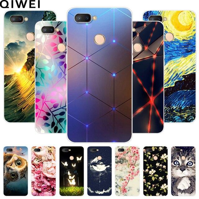 factory price 5e4f9 4518a US $2.07 5% OFF|For OPPO Realme U1 Case RealmeU1 Cover Cartoon Soft  Silicone Phone Cover For OPPO Realme U1 U 1 Back Cases Funda Coque 6.3''-in  Fitted ...