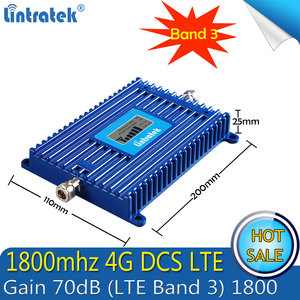 Image 2 - FreeShipping 4G LTE 1800 MHz الهاتف المحمول إشارة الداعم 2G DCS 1800 MHz مكرر إشارة هاتف محمول 4G مكبر للصوت