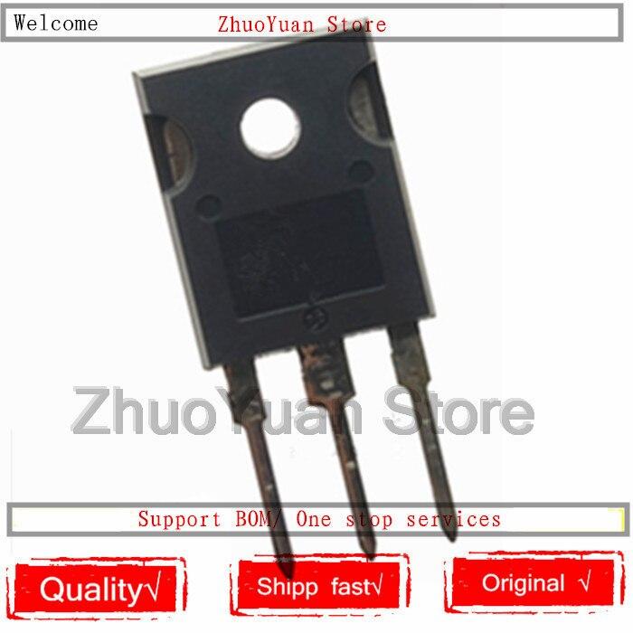 10PCS/lot STGW40V60DF GW40V60DF  TO-247 40A 600V Power IGBT Transistor