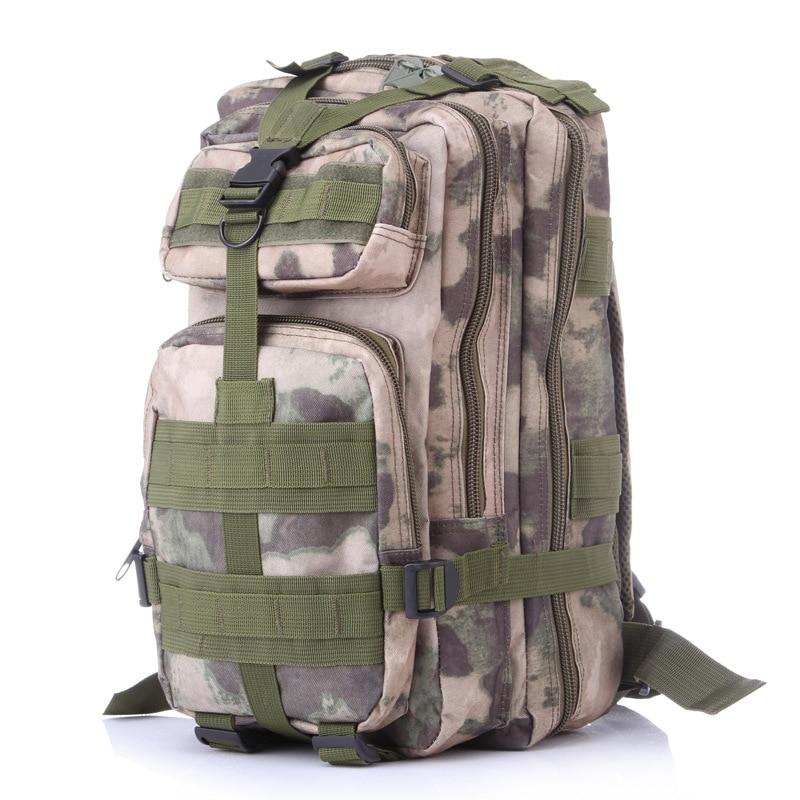 backpack for Men 2017 dedicated backpack mountaineer bags Nylon printing military backpack