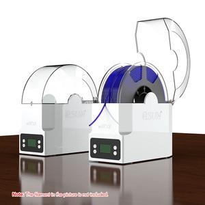 Image 2 - ESUN eBOX 3D pojemnik na włókna do drukowania pojemnik na Filament przechowywanie filamentu suchy pomiar masy filamentu