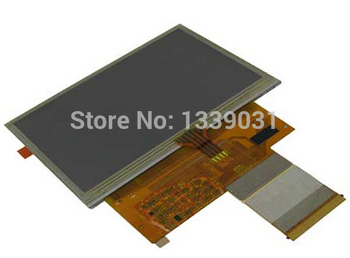 original for Navigon 2150 max lcd screen display panel with touch screen digitizer lens
