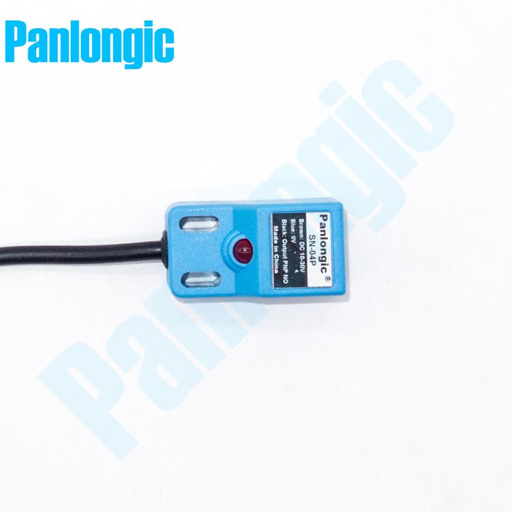 10 PCS General Corner Type Proximity Sensor Switches SN04 P DC 10 ...