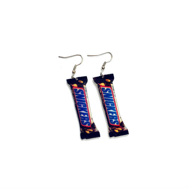 Snickers Earrings