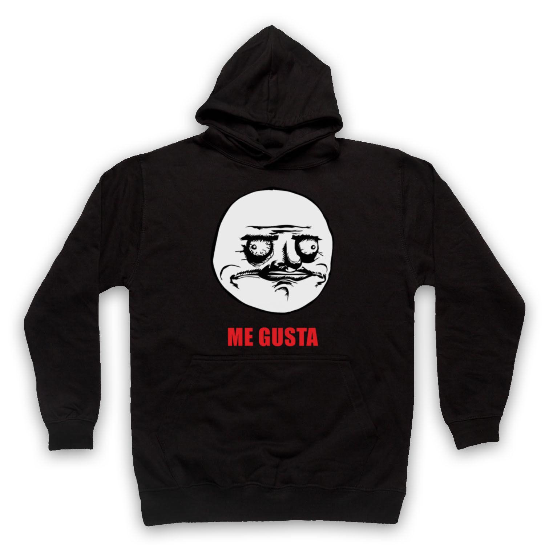 US $23 49 |ME GUSTA MEME RAGE COMIC FUNNY FACE AWKWARD ADULTS KIDS  HOODIE-in Hoodies & Sweatshirts from Men's Clothing on Aliexpress com |  Alibaba