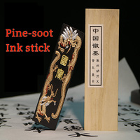 1 Piece Chinese Calligraphy Painting Pine Soot Ink Stick Painting Supply Stationary
