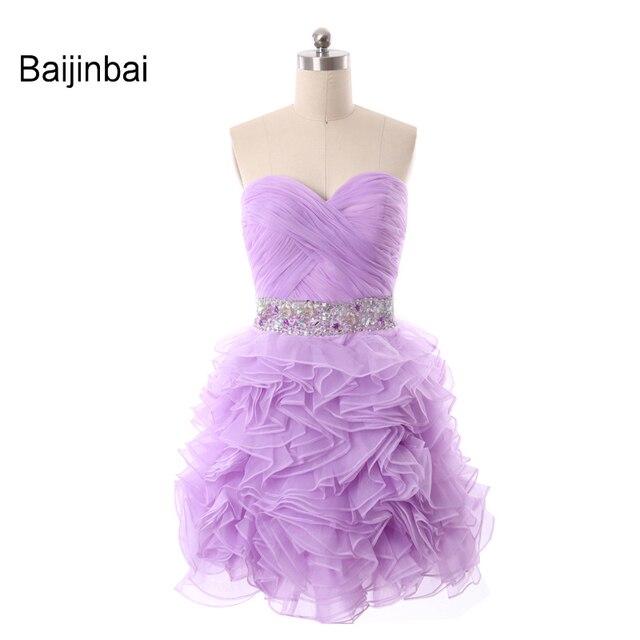 schatz Lila Party Kleider   Kleid & Kleidung