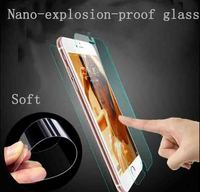 For BLU Energy XL phone Ultra Thin Nano Anti-Explosion Proof Premium Tempered Glass Screen Protector Guards Free Shipping