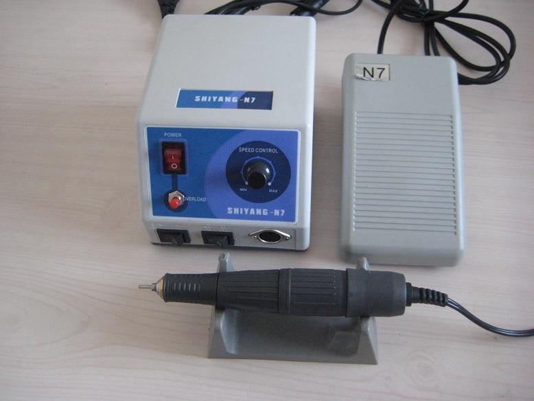 MARATHON-N7 (220V) with SDE-H37L1 Handpiece,dental lab  Micromotor equipment material,dental clinic
