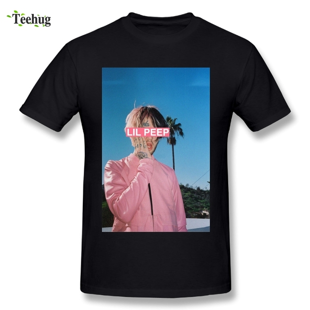 Hip Hop Man Lil Peep T Shirt Leisure Quality Comfortable Cotton T-Shirt