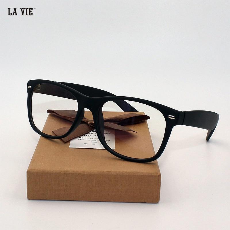 Anti azul rayos lentes ordenador gafas Unisex Retro gafas marco ...