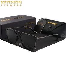 KEITHION Fashion Men Cool Square Style Gradient Sunglasses Driving Vintage Brand Design Cheap Sun Glasses Oculos De Sol
