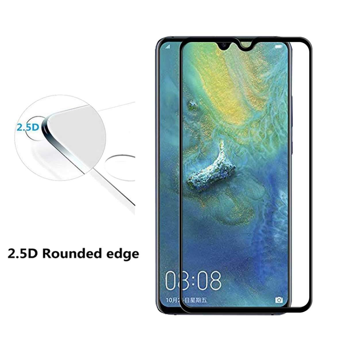 Full Cover Colorful Screen Protector Tempered Glass Film For Huawei Mate 8 9 10 P20 Lite PRO NOAV 3E 2 2S PLUS