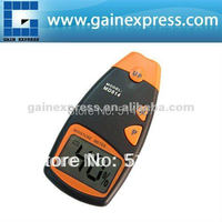 Handheld Four Pins Digital LCD Wood Moisture Level Meter Tester 5% - 40% Range with Automatic Data Hold