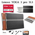 "For  Lenovo YOGA 3 pro 13.3"" laptop bag case laptop sleeve Free Shipping portable multifunctional Pouch Bag Sleeve Bag Case"