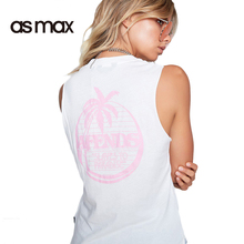 asmax 2017 Women Summer Casual T-shirts Pullover O Neck Pullover Tops Tee Brief Print Preppy Style Loose Slim T-shirts