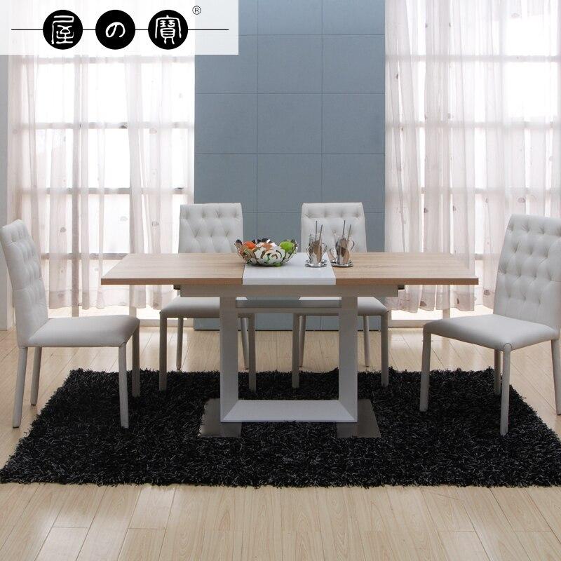Minimalist Dining Table Home Design