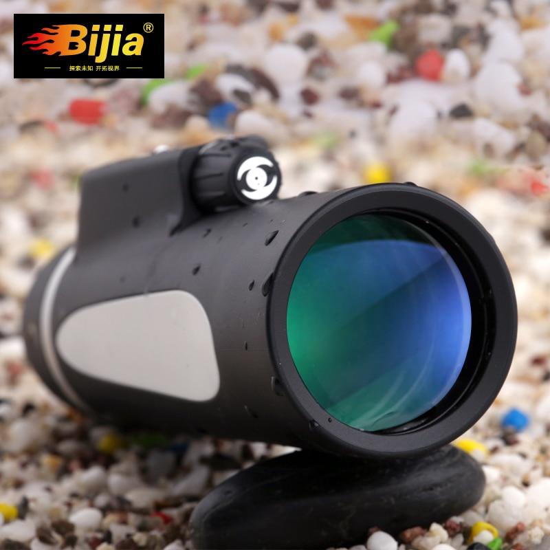 ФОТО Recommend Pocket-size Monocular 10x42  waterproof spotting scope 10x Telescope binoculars Big Eyepiece for outside sports