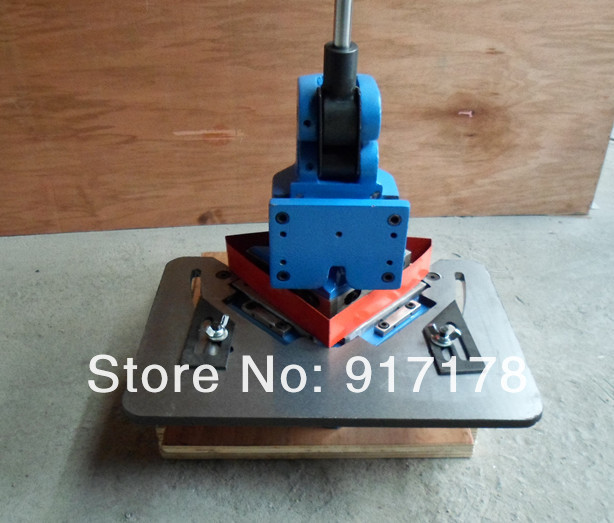 все цены на HN-3 hand operated notcher right angle shear cutting machine manual machinery tools онлайн