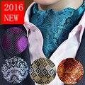 2016 новый галстук ascot шарф моды для мужчин галстуки галстуки горошек платки виолет