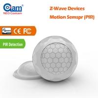 NEO COOLCAM NAS PD02Z New PIR Motion Movement Sensor Z Wave Motion Detector Z Wave Plus