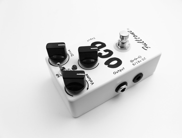 Image 2 - Free Shippiping Ultimate Drive Electric Guitar Pedal Effect Overdrive Distortion  Obsessive Compulsive Drive (OCD)-in Guitar Parts & Accessories from Sports & Entertainment