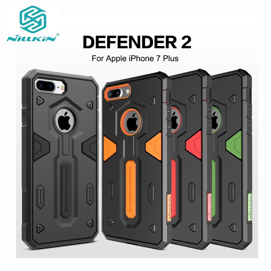 bilder für NILLKIN für iPhone 7 Plus 5,5 zoll Coque fall/Defender 2 telefonkasten für iPhone 7 plus Schutzhülle Handyfall tropfen verschiffen
