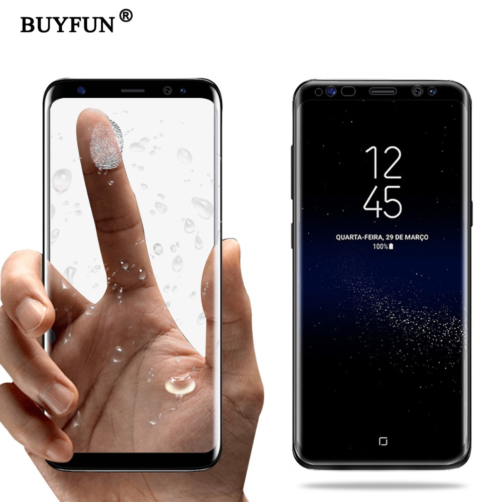 S8 Glas Us 1 95 29 Off S 8 S 8 Plus Glas Full Cover Tempered Glass For Samsung Galaxy S8 Plus 3d Arc Screen Protector Film Case For Samsung S 8 S8 Plus In