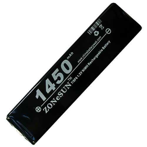 СНГ core 1400 мАч 1,2 В никель водорода жевательная резинка батареи CD-плеер MD Walkman пластиковые Рот батареи 67F6